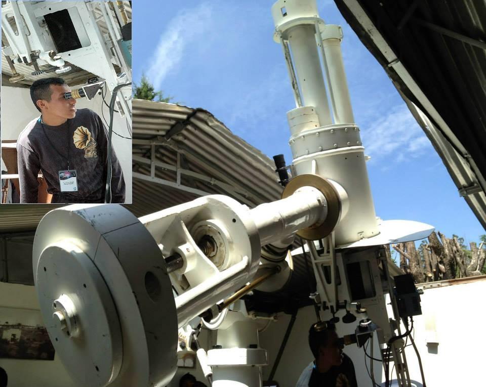 visita a telescopios